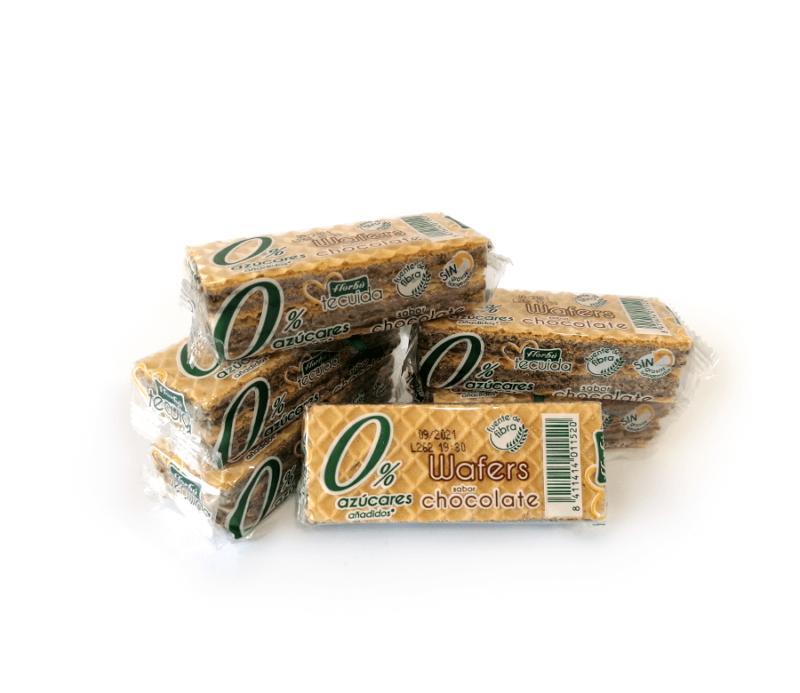 Barquillo Choco Sin Azúcar a domicilio o recogida en tienda Nucal Picassent