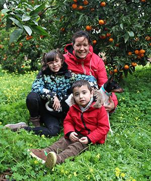 En Nucal nos gusta cuidar nuestras frutas y verduras en familia